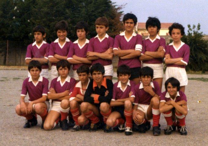 Oristanese Giovanissimi · 1976
