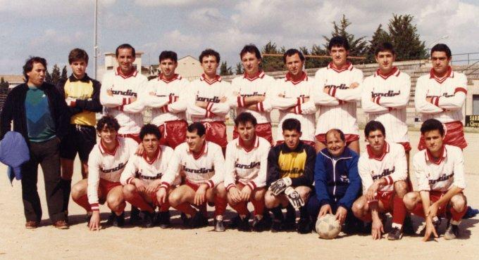 Oristanese Calcio · 1985