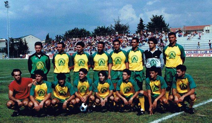 Oristanese Calcio · 1989