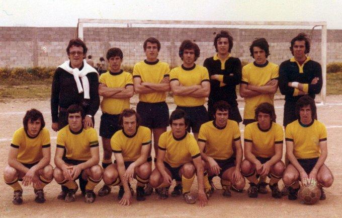 Oristanese primi anni settanta