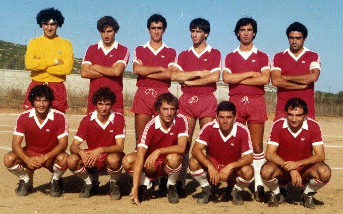 Oristanese Calcio · Alghero 1981