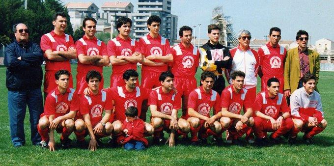 Oristanese Calcio · 1990
