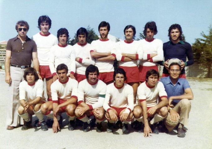 Oristanese Calcio Promozione · anni settanta