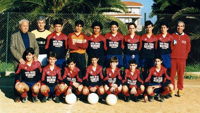 Oristanese  Calcio · Giovanissimi 1989