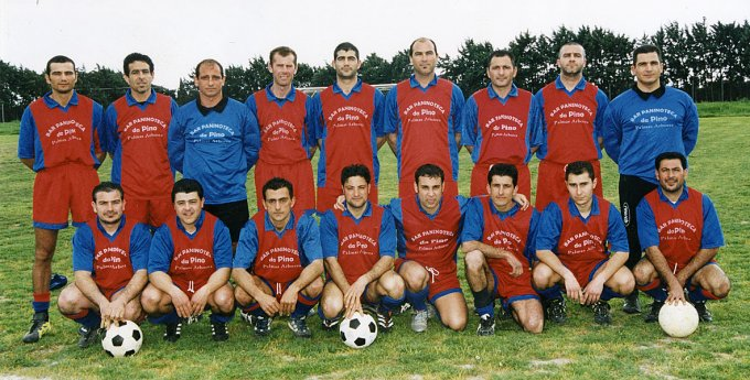Palmas Calcio 92 · 2002