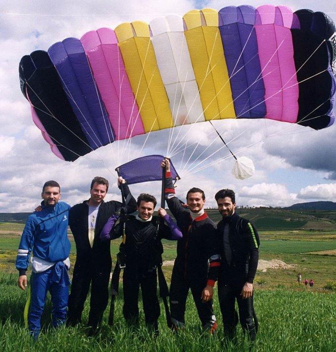 Aero Club Oristano · 1994