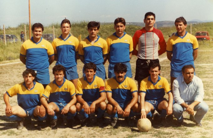 Paulese Calcio · 1986