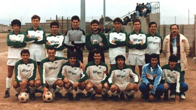 U.S. Paulese Calcio · 1987