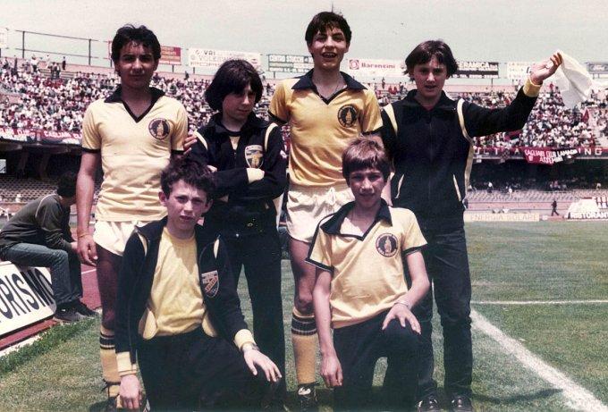 PGS Arborea Calcio · Cagliari 1983
