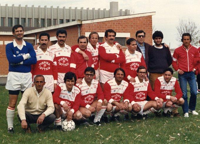Pispisa L'Ottico Calcio - Oristano 1984