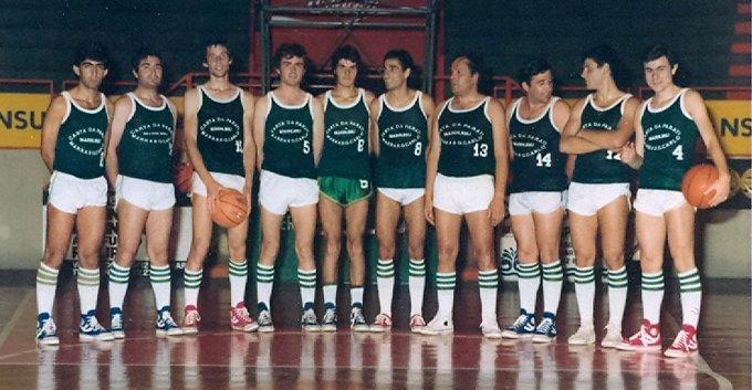 Polisportiva Marrubiu · anni settanta