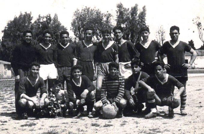Pro Maroso · Oristano 1954