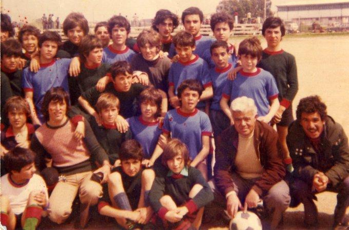 Sacro Cuore · Oristano primi anni settanta