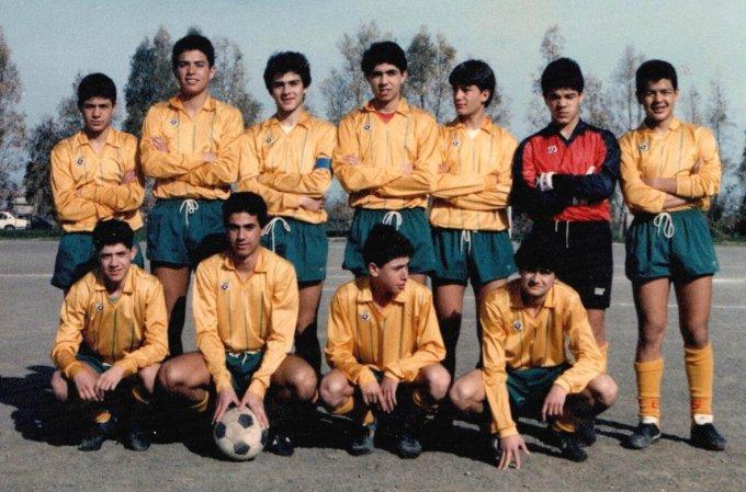 San Domenico Calcio Allievi · 1986