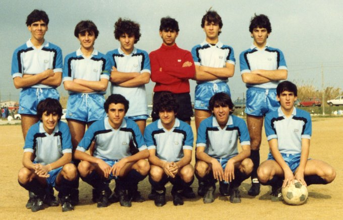 San Domenico Allievi · Oristano 1983