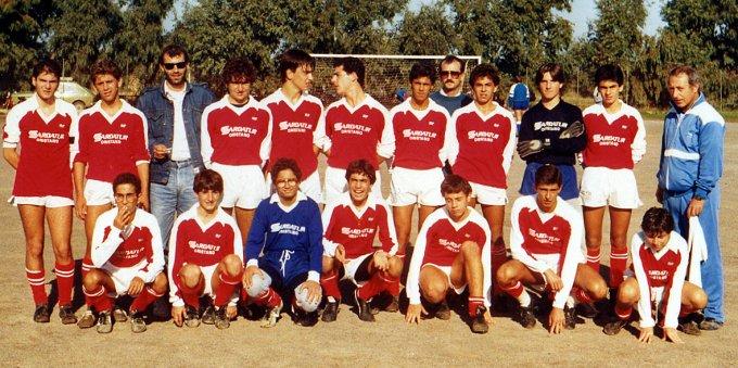 San Domenico Calcio Allievi · 1984