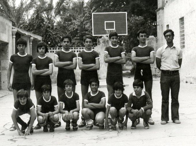 San Domenico Giovanissimi · Oristano 1972