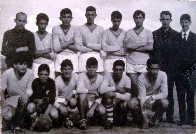 San Giorgio Calcio · Oristano 1961