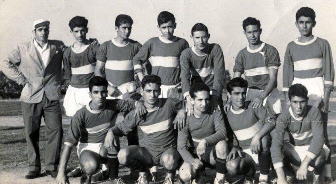 San Giorgio anni cinquanta
