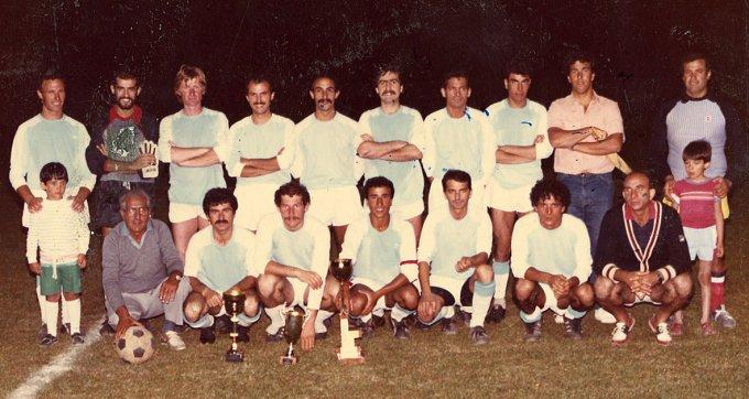 San Giusto Nurachi · Baratili anni ottanta