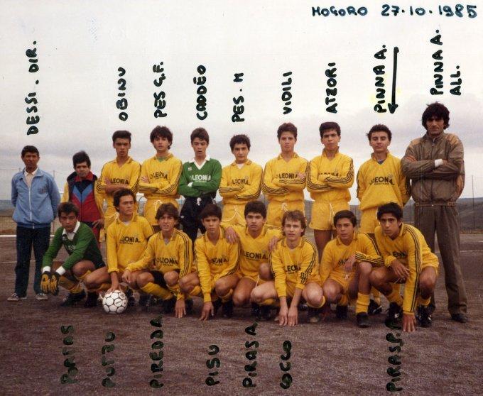 San Paolo Calcio 1985
