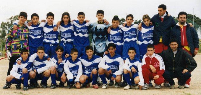 San Paolo Calcio Oristano · Alghero 1998
