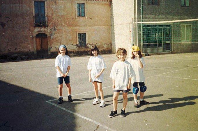 San Paolo Pallavolo Pulcini · Seneghe 1998