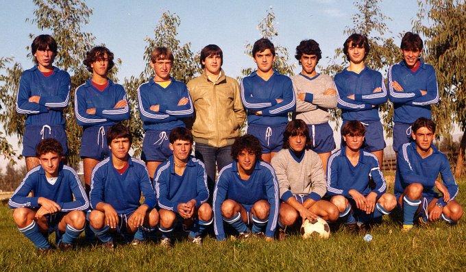 Sant'Efisio Calcio · Oristano fine anni settanta