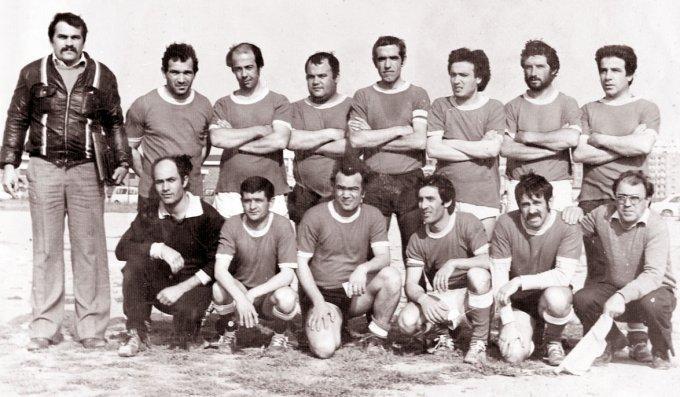 SARDIT Calcio Amatoriale · Oristano 1977
