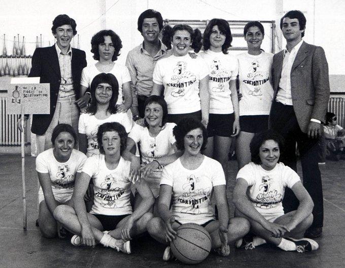 Le figlie di Scarpantibus · Oristano 1971