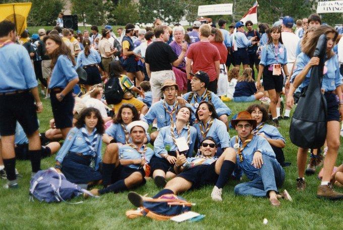 Gruppo Scout Oristano 2 · Denver 1993