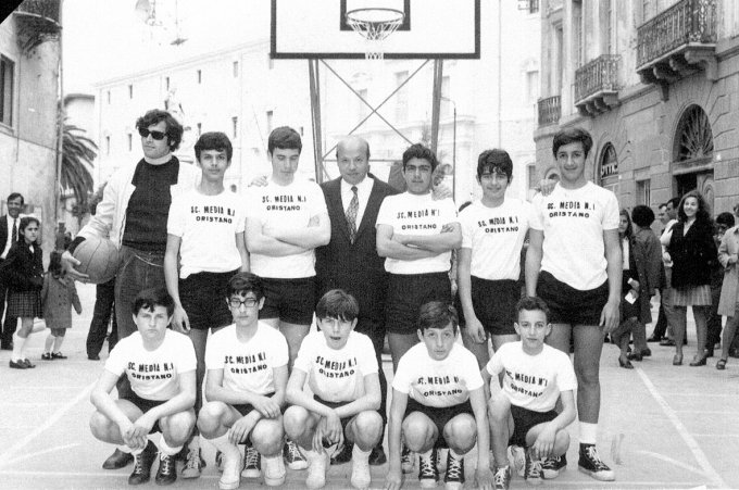 Scuola Media 1969