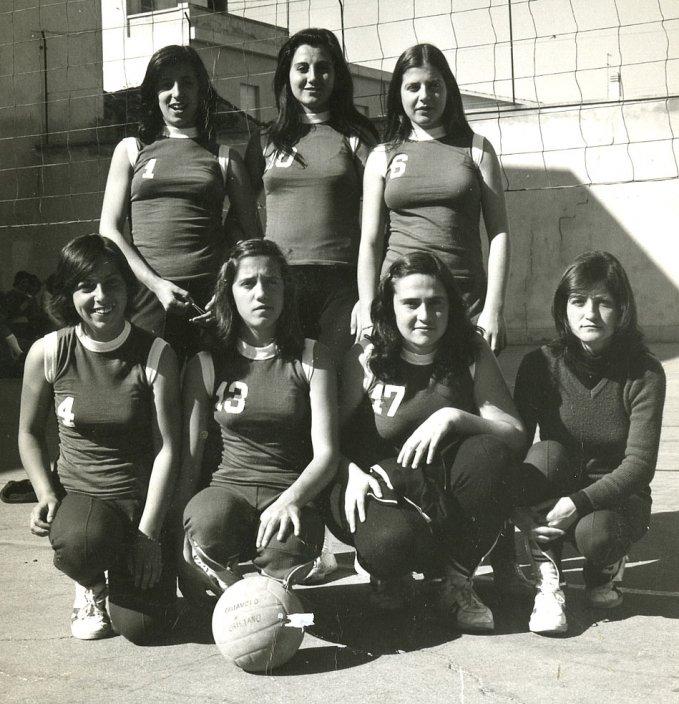 SMAL Pallavolo Oristano 1974