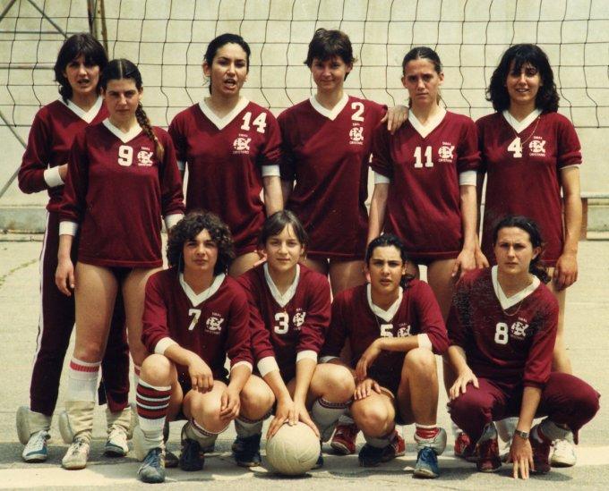 SMAL Pallavolo Oristano 1989