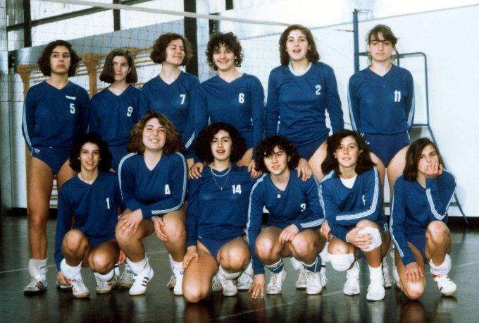 SMAL Pallavolo Oristano 1983