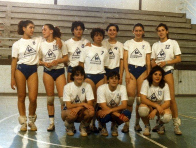 SMAL Pallavolo Oristano 1985