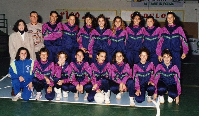 SMAL Oristano · primi anni novanta