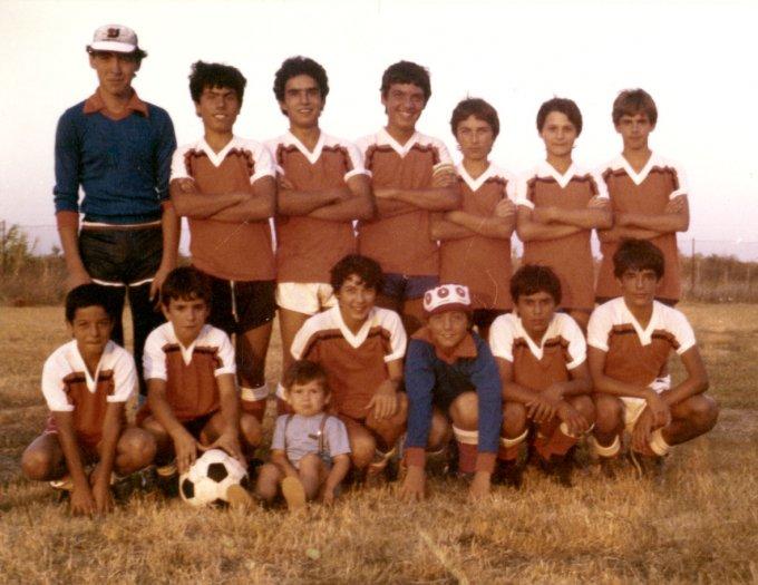 Solanas Calcio · 1980