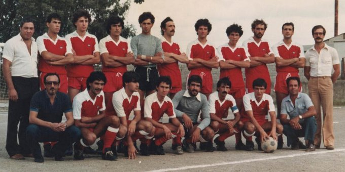 Solarussa Calcio · 1985