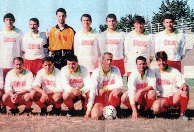 Solarussa Aziendale · Oristano anni novanta