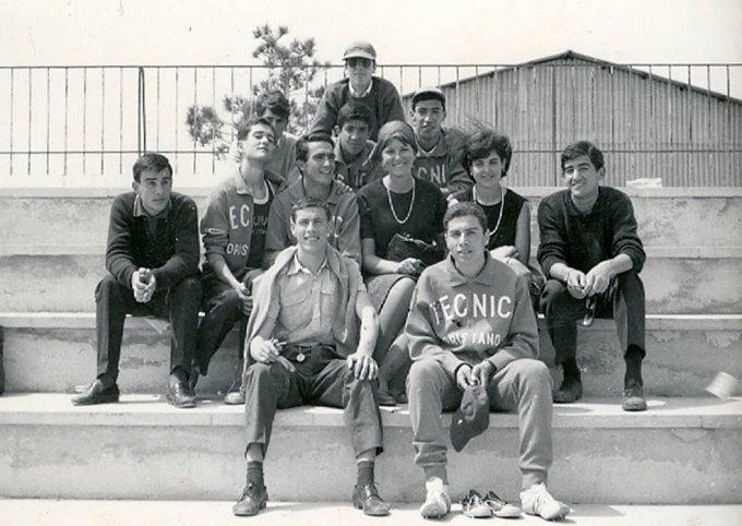 Lorenzo Mossa Oristano Studenteschi · Cagliari 1965