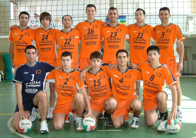 Sun Volley · San Vero Milis 2006