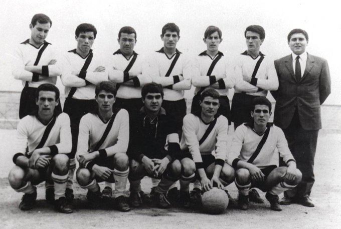 Superga Calcio · Oristano 1964