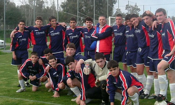 Tanca Marchesa Calcio Allievi · 2005
