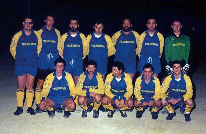 Tele Nova Calcio - fine anni ottanta