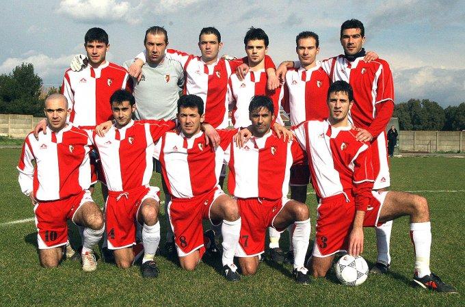 Tharros Calcio · Oristano 2004