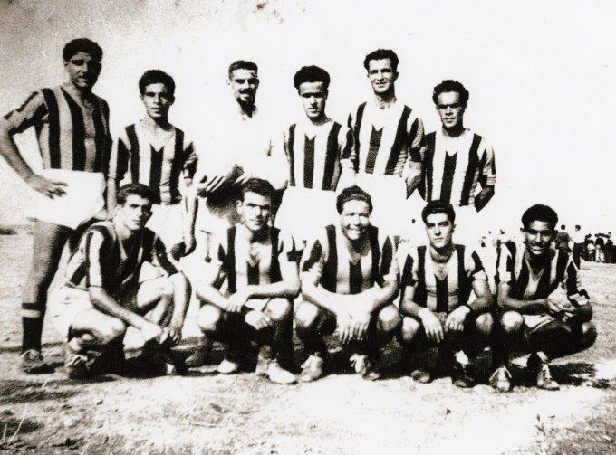 Tharros Calcio Oristano anni quaranta