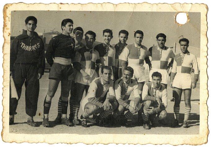 Tharros Calcio · Oristano 1949