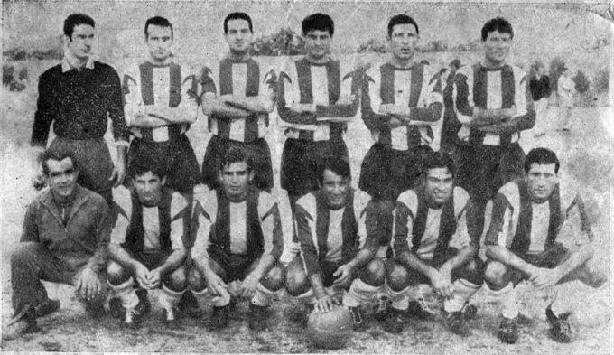 Tharros Calcio · Oristano 1967