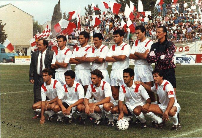 Tharros Calcio - 1991